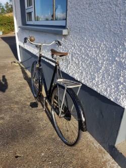 HERCULES -   75 Year Old 'Gentlemans Bicycle'