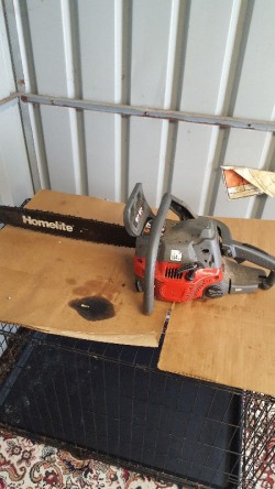 home lite chain saw for sale