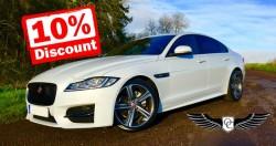 Wedding Car Hire - Luxury Jaguar XF