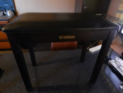 yamaha music stool