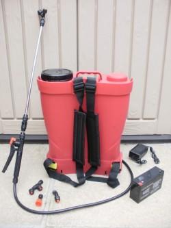 Electric Knapsack weed sprayers...