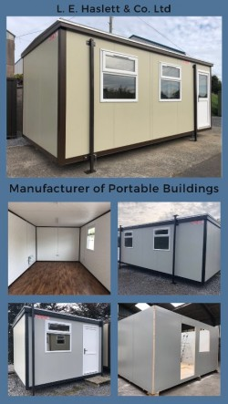 Portacabins - Various Sizes