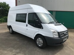 2013 Ford Transit 125 350 High Roof
