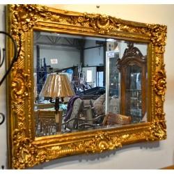 Brand new guilt framed mirror