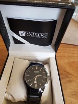 Brand new Barkers of Kensington gents wrist watch