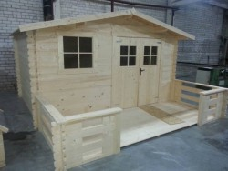 garden shed house office
