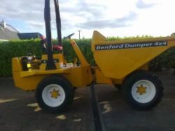 4 Tonne Benford Dumper