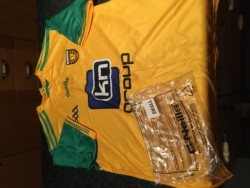 Donegal county jersey (New)