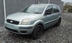 Ford fusion 2003 1.4 dtci