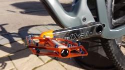 Santa Cruz Tallboy CC 2017 Carbon Full Suspension Mountain Bike Fox Performance