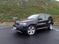 BMW X5 (cheap tax)