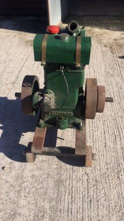 Bamfords stationary engine