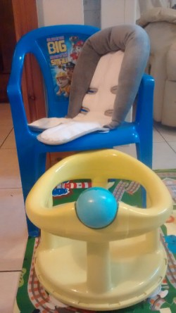 chair, bath seat and head support offer
