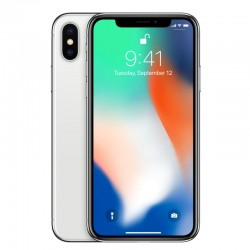 Iphone X Silver - 256GB SIM Free