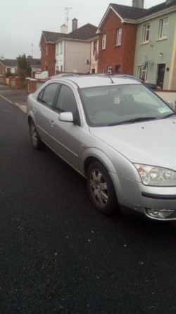 07 Ford mondeo tdci