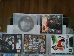 PS3 and 14 games