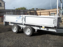 Ifor Williams Dropside Trailer 10 x 5 1/2