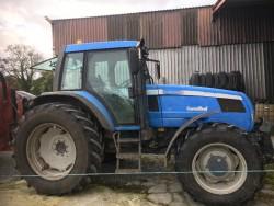 Tractor Landini Legend 115
