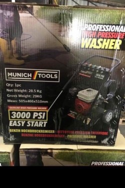 !! BRAND NEW 3000 PSI GERMAN PRESSURE WASHER FOR SALE!!