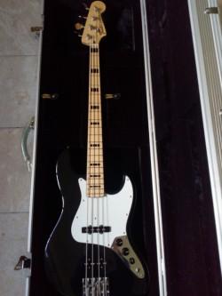 Geddy Lee Fender Jazz Bass
