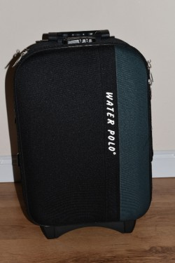 Luggage by 'Water Polo'; Travel Case (Small)