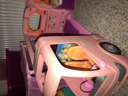 Barbie Campervan