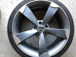 TTRS Replica Wheels and Tyres 19