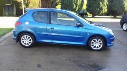 Peugeot 206 1.1 petrol 2005