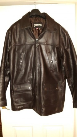 Gents Genuine Leather Jacket