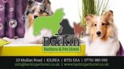 Barkin Barbers & Pet Hotel