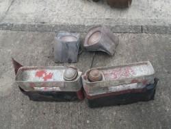 Massey ferguson alluminum handles