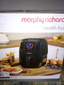 MORPHY RICHARDS HEALTH FRYER(NEW