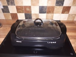 Kenwood electric health grill