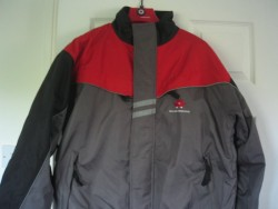 Mens Small Massey Ferguson Winter Jacket