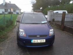 2008 Ford Fiesta 1.4 tdci