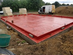 Gas membrane installers/groundworkers