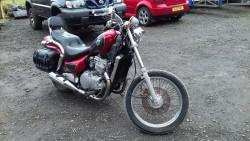1997 Kawasaki 500 cc