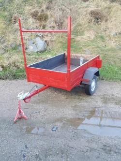 Car trailer 5ft x 3ft 6inch