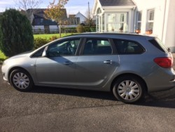 2013 Astra Estate Diesel for sale