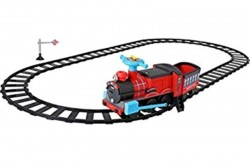 RIDE-ON TRAIN and TRACK powered set (CHAD VALLEY)