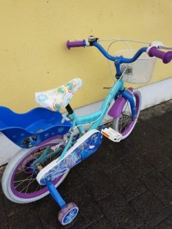 Frozen Girls Bike