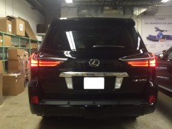2016 Model Lexus LX570  Excellent user