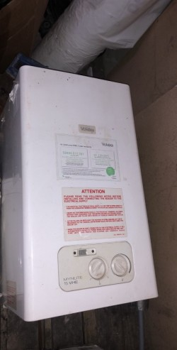 Ideal logic system condensing boiler