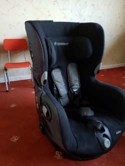 Maxicosi axiss turn seat