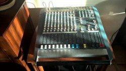 Allen & Heath Powered Mixer PA12-CP