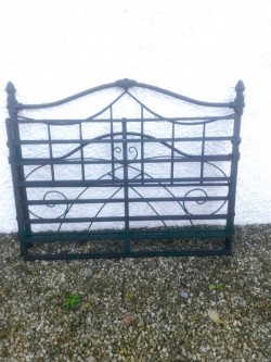 Old fashioned Iron Beds