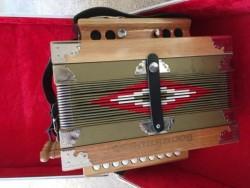 Booringwood single row accordion