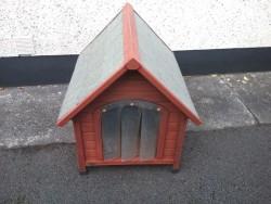 Wooden Dog Kennel for Sale.