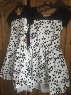 Dresses girls x 2
