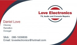 TV, Audio and Console Repairs